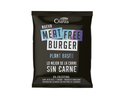 Meat Free Burger 96 grs